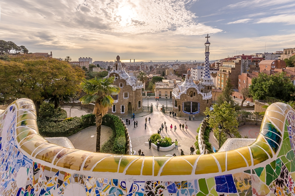 Take the train to Barcelona and discover something for everyone, from the eccentric creations of architect Antonì Gaudi to the street performers on Las Ramblas and the long, sandy beach.